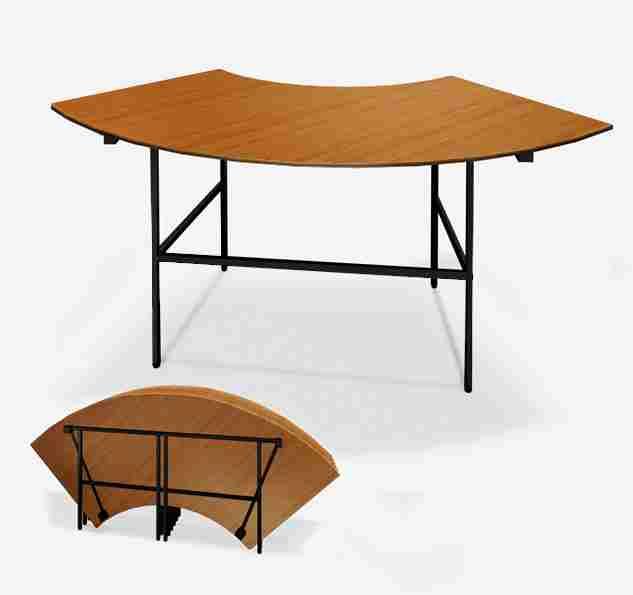 Банкетные столы сложной формы