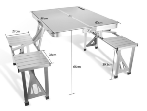 Большой складной стол