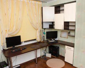 угловой компьютерной стол фото примеров и варианты изделий