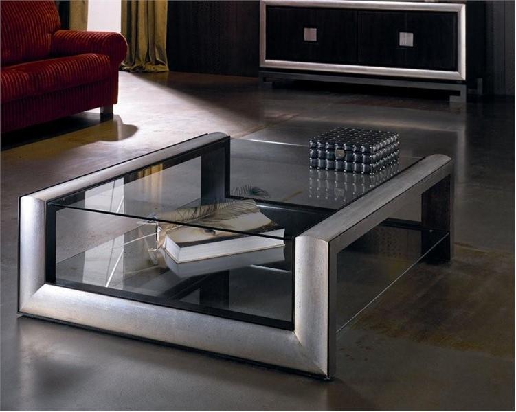 Делаем столик из стекла