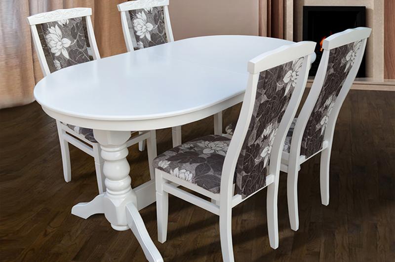 Деревянный раскладной стол