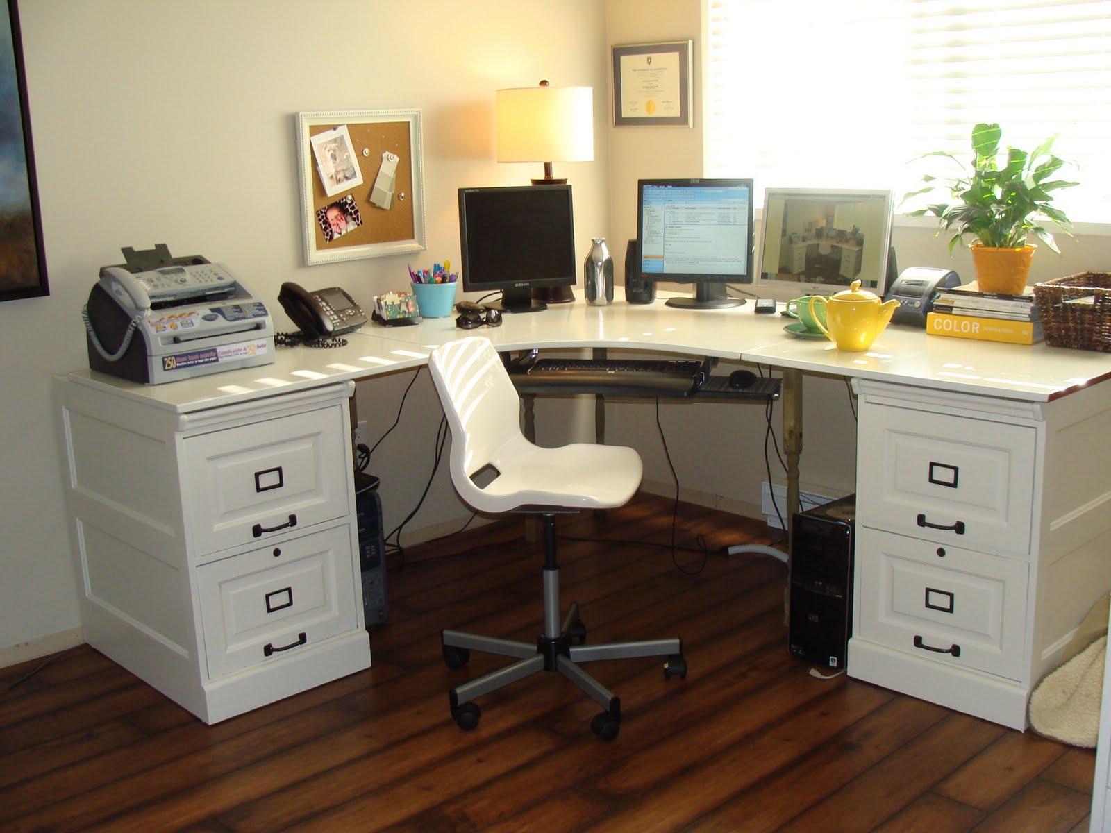 Дизайны компьютерных столов