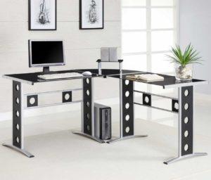 Дизайнерский компьютерный стол