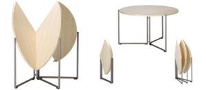 Дизайнерский раскладной стол