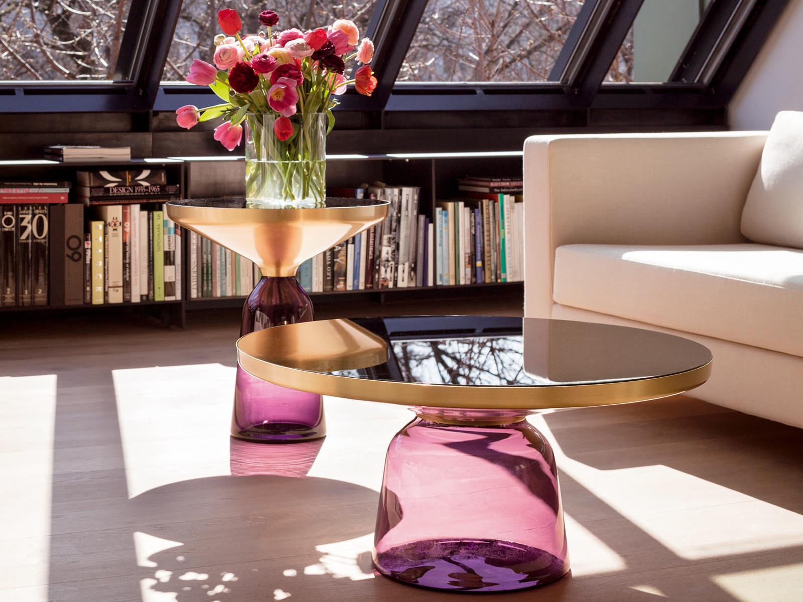 Дизайнерский журнальный стол