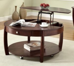 Хороший механизм позволит быстро и без усилий выполнять все виды трансформации со столом
