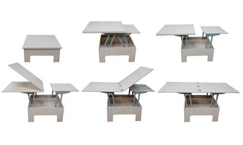 Как раскладывается стол трансформер