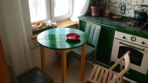 Как сделать круглый стол на кухню своими руками в домашних условиях
