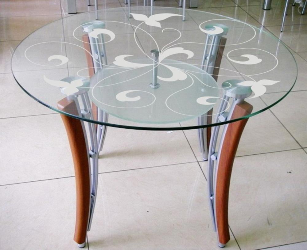 Как сделать стеклянный стол