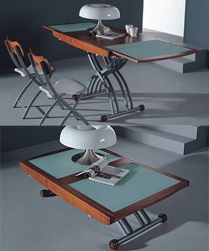 Как выглядит стол трансформер