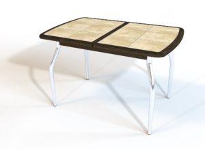 Керамическая плитка на столешнице