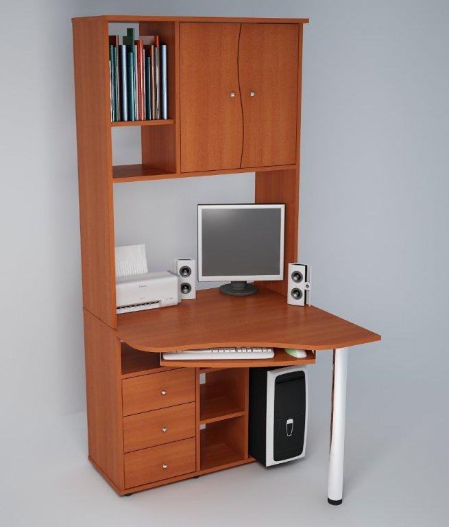 Компактность угловой мебели