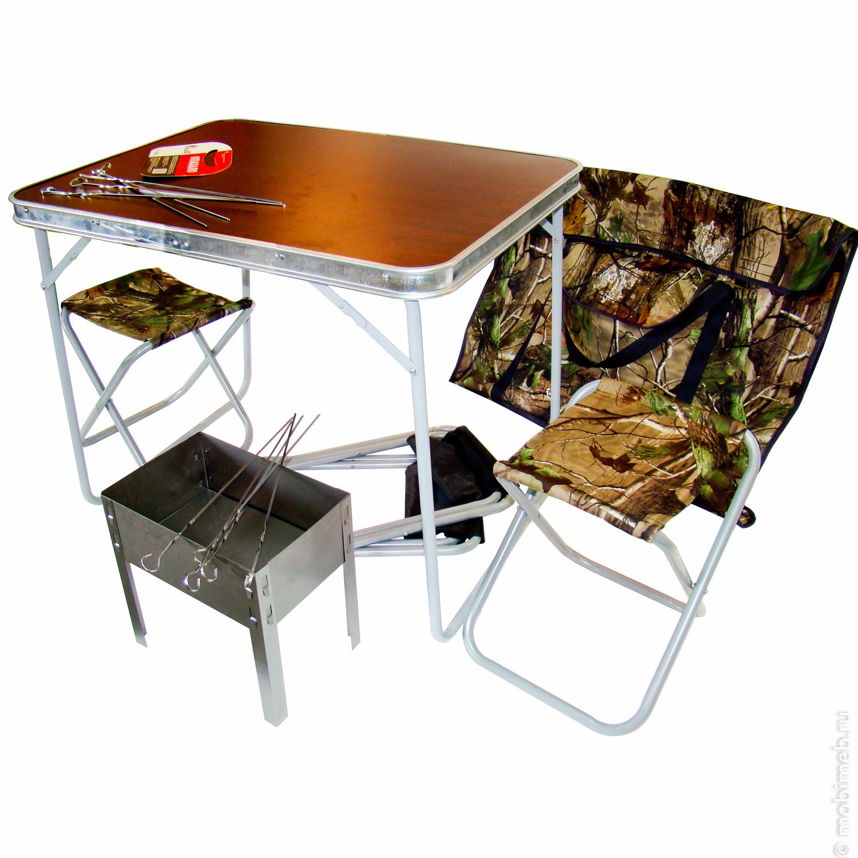 Комплект тусритический со столом