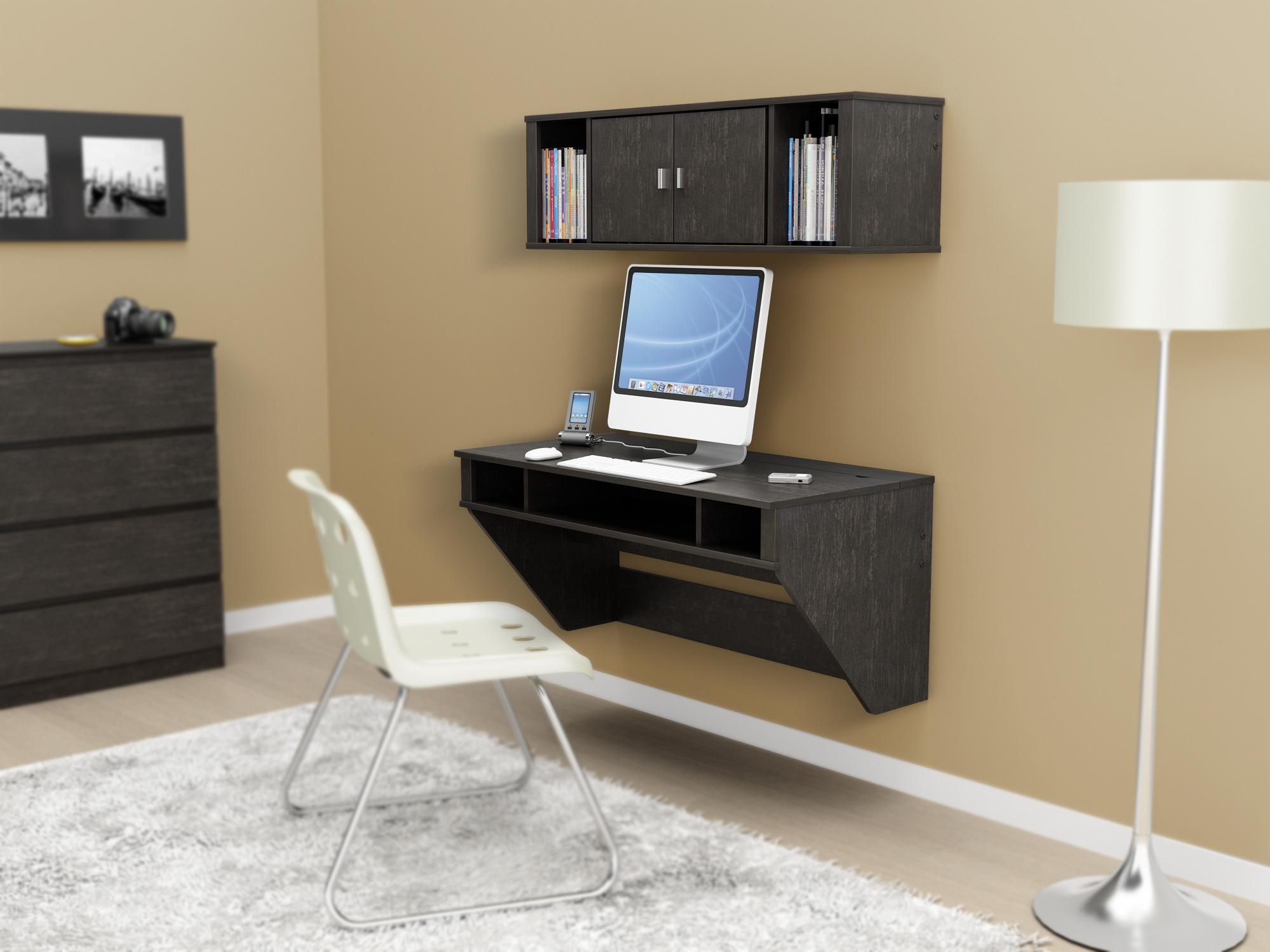Навесной стол компьютерный