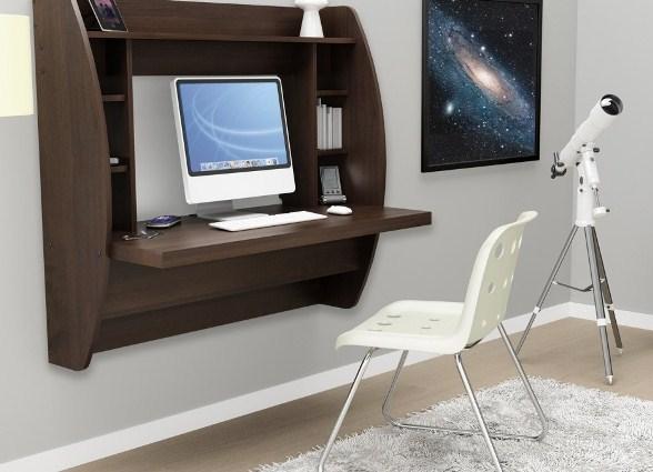 Консольный компьютерный стол