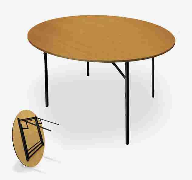 Круглые банкетные столы