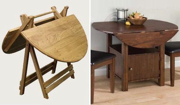 Столы круглые раздвижные, советы по выбору