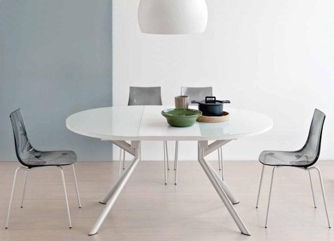 Кухонный овальный стол