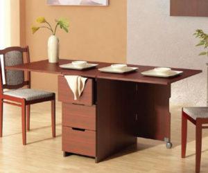 Кухонный стол тумба - его назначение и преимущества