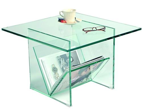 Мебель из стекла – дань модным тенденциям или удобный предмет стильной обстановки