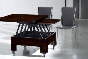 Механизм трансформации стола