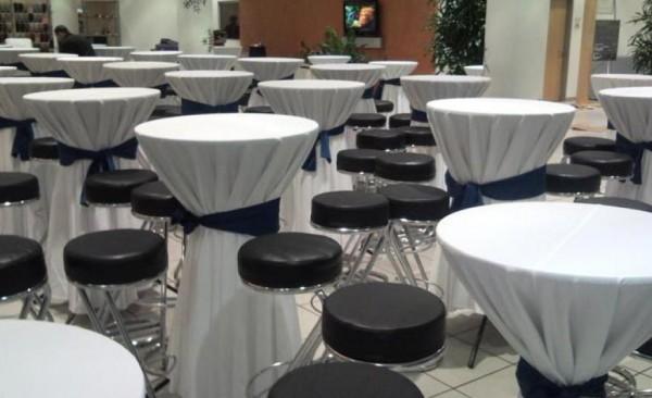 Небольшие банкетные столы