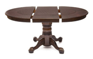 Обеденный стол раскладного типа
