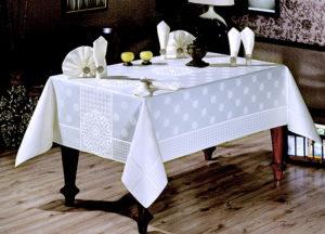 Оформление стола
