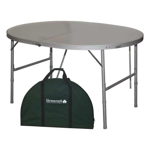 Овальный стол для пикника