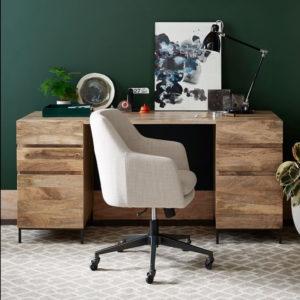 Письменный стол в скандинавском стиле
