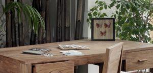 Письменный стол массив