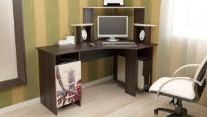 Письменный стол с фотопечатью
