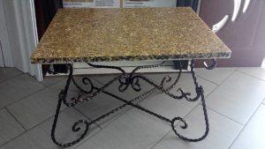 Полимерный стол