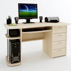 Прямая модель стола