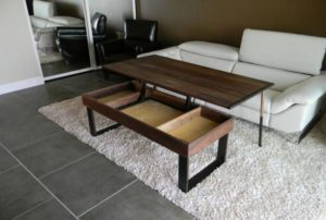 Прямоугольный стол