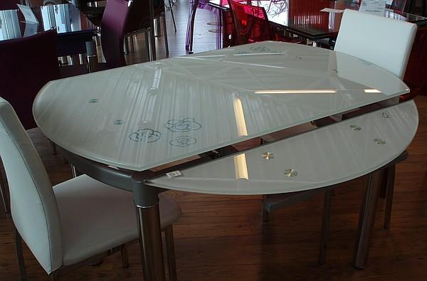Раскладная модель стола