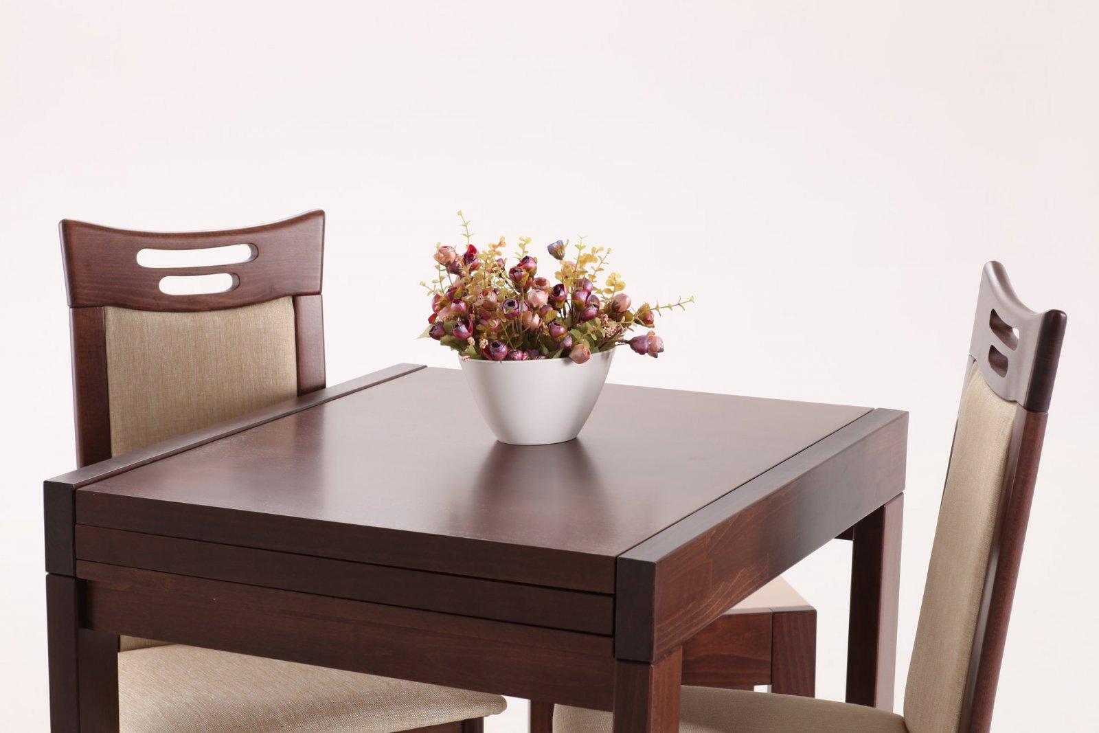 Раскладной кухонный стол квадратный