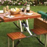 Раскладные столы для пикника, рекомендации и какими бывают
