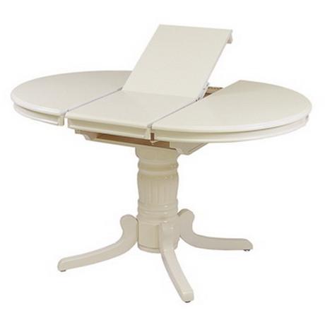 Раздвижная модель круглого стола