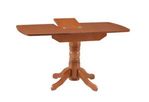 Раздвижной стол на одной ножке