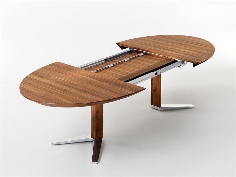 Раздвижные столы кухонные деревянные