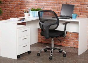 Различные модели и дизайн угловых компьютерных столов