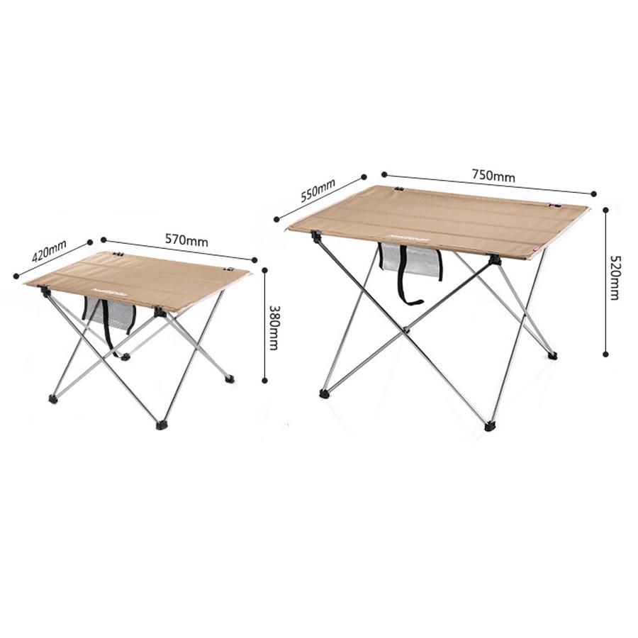 Размеры стола из комбинированных материалов