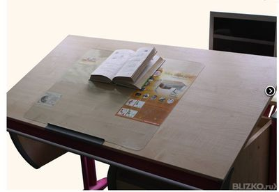 Силиконовая накладка на стол