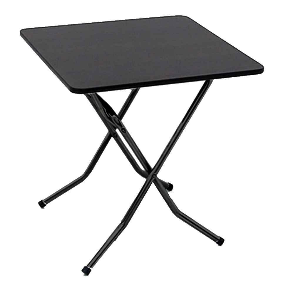 Складной квадратный стол