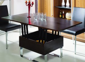 Складной столик - минимализм и комфорт