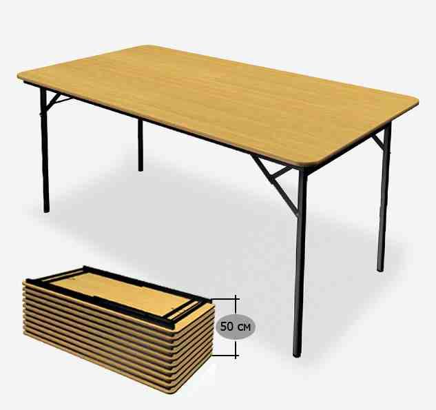 Складные столы для кейтеринга