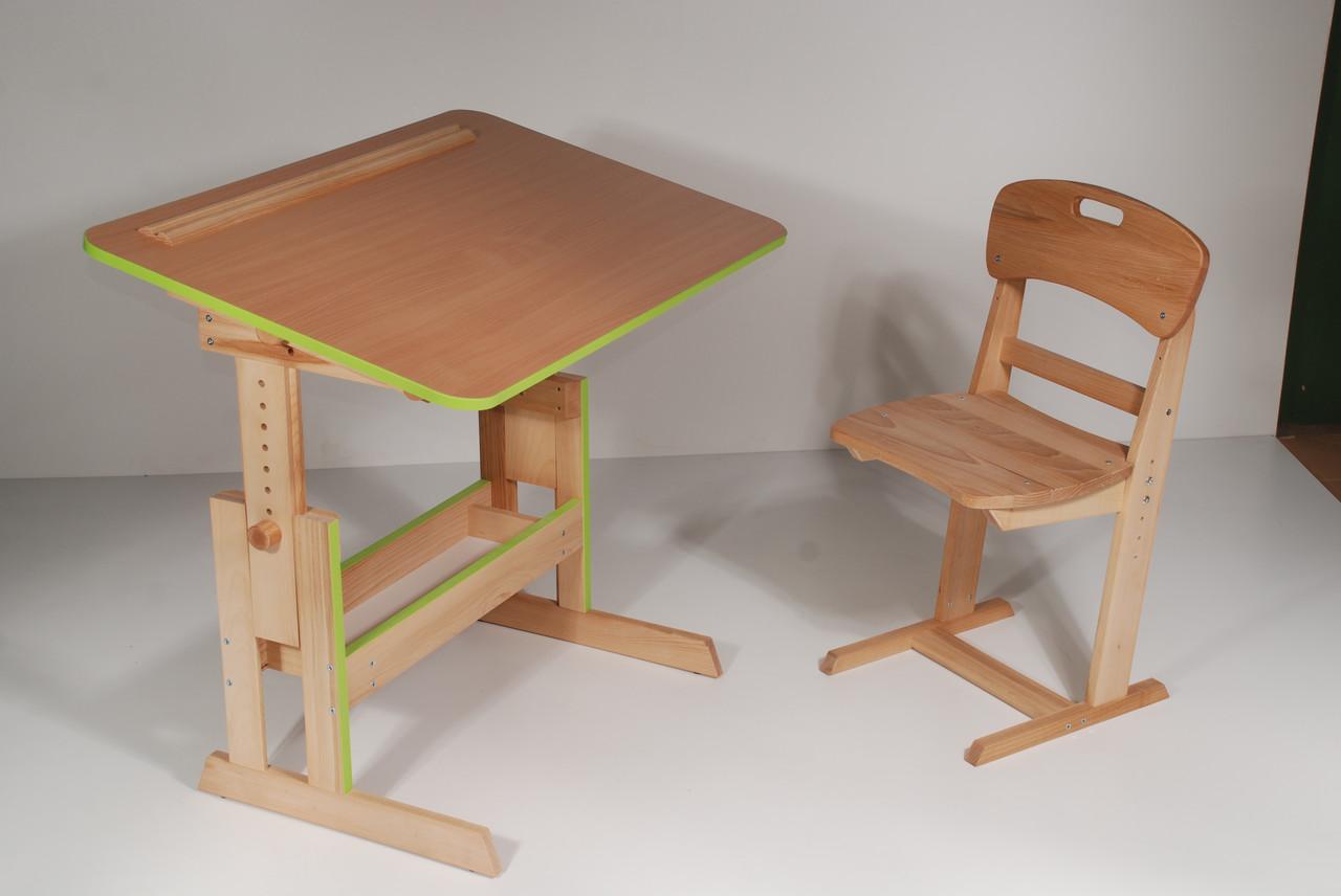 Стол из ДСП для школьника