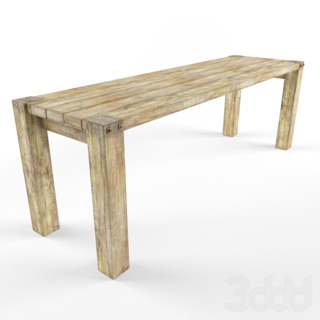 Как сделать столы в фото