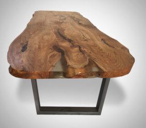 Как сделать стол из слэба15